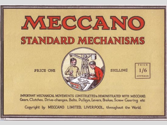 1929 Standard Mechanisms (Aust)