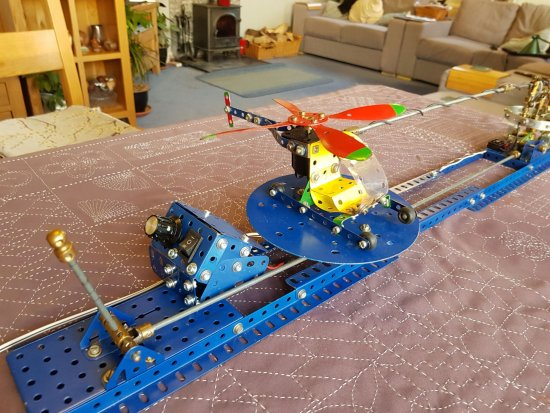 Flying Helicopter 3