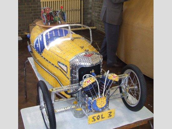 2007 - Morgan 3 wheeler