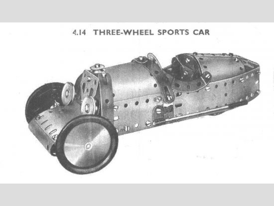The original manual model from 1960